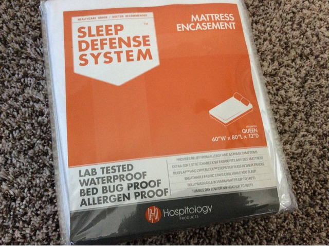 Mattress protector- Queen in Lenexa, Johnson County, Kansas - Coffee County  Buy, Sell, Trade